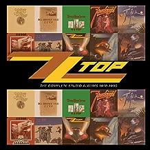 zz top complete studio albums