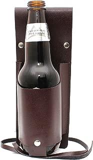 ASHLIN Genuine Leather   Bottle Holster, Belt   80 cm Long Strap to tie Around Your Leg   BOTTLHLDR-08-02