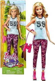 Barbie Camping Fun Barbie Doll