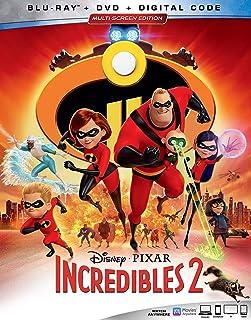 INCREDIBLES 2 [Blu-ray]