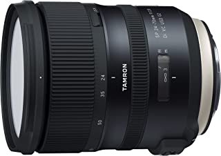 Tamron A032 High Speed Zoom Tamron SP 24-70mm F/2.8 Di VC USD G2 Lens for Canon, Black (TM-A032E)