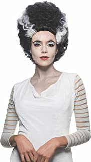 Bride of Frankenstein Child/Adult Wig