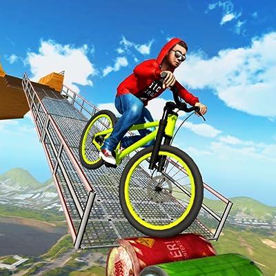BMX Cycle Tricky Stunts 2017