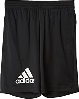 Adidas Yb Gu Kn Short Sneaker For Boy BK0744 Black - 8-10 Years