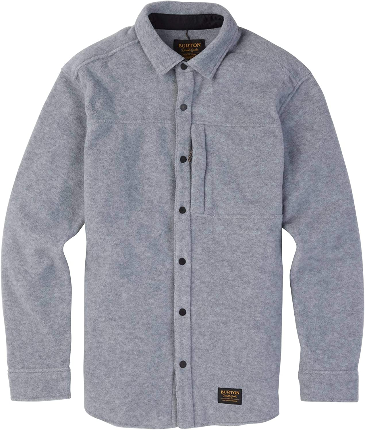 Burton Men's Spillway Snapup Fleece