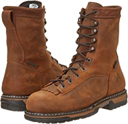 "Rocky 8"" Ironclad Steel Toe WP EH"