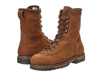 Rocky 8 Ironclad Steel Toe WP EH (Brown) Men