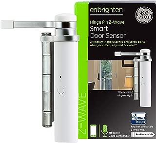 GE Enbrighten Z-Wave Smart Hinge Pin Door Sensor, Left or...