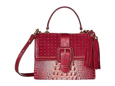 Brahmin Mini Francine (Lotus) Handbags