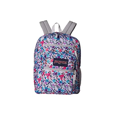 JanSport Big Student (Petal To The Metal Print) Backpack Bags