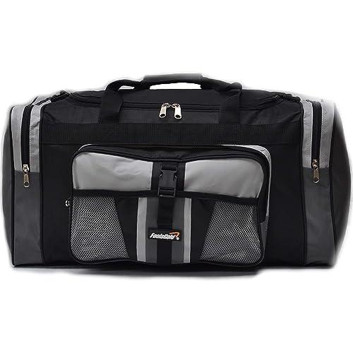 5da8e31fb290dd foolsGold Sports Holdall Bag 24 inch 50 Litre