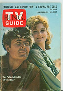 tv guide covers 1965