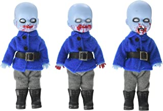Ee Exclusive Living Dead Dolls Munchkins of Oz 3-Pack