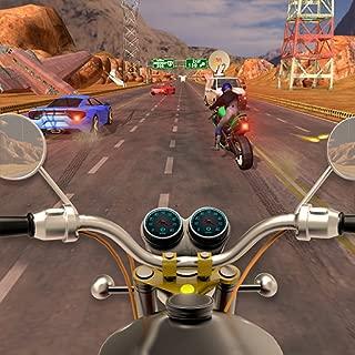 Traffic Bike Rider Super Racer - Bike Games 2018