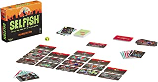 Ridley's Selfish Zombie Edition Family Strategy Board Game, Ages 7+, 2+ Players