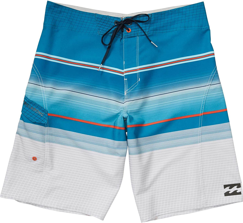 Billabong Men's All Day Stripe X Stretch Boardshort