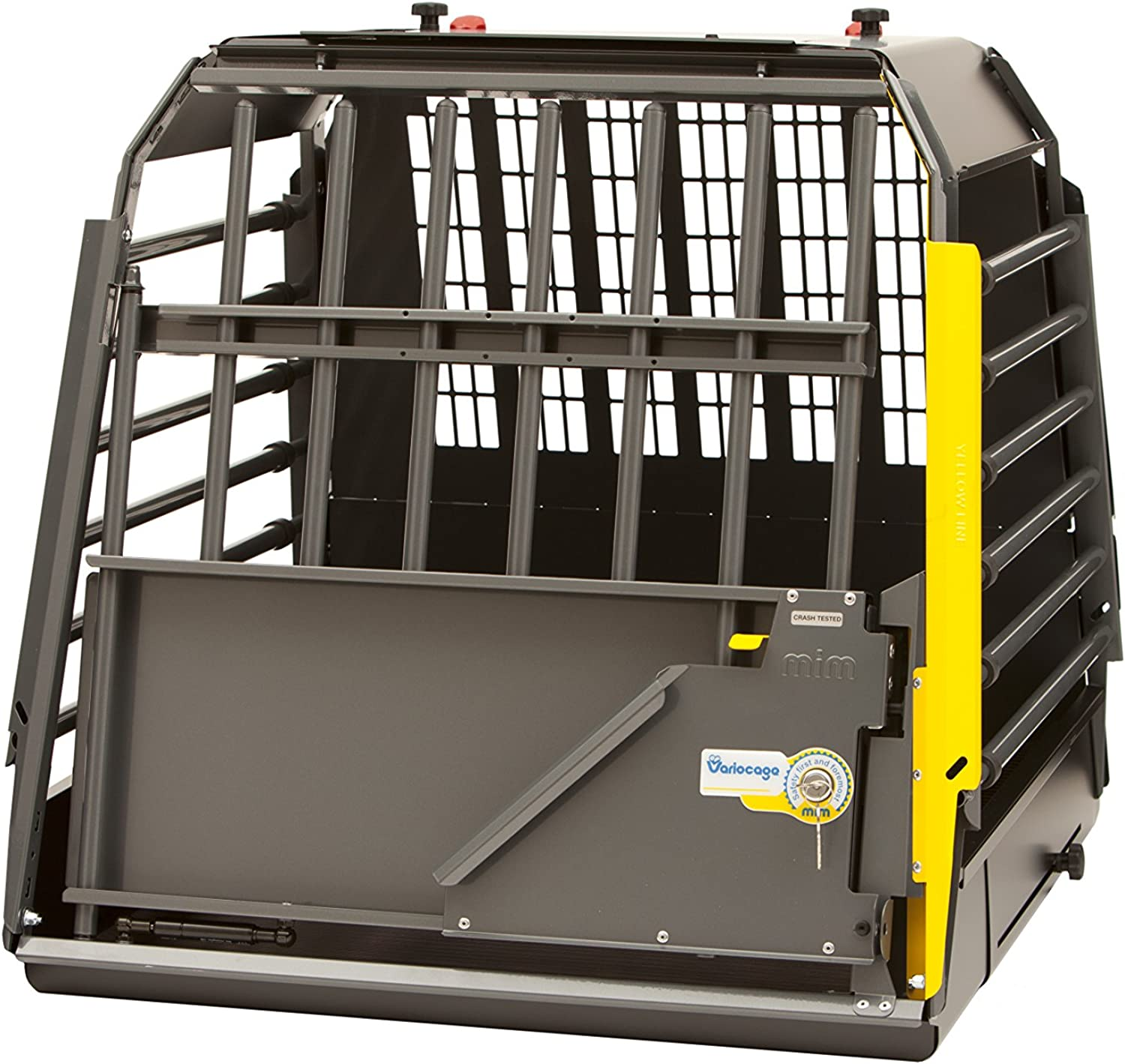 4x4 North America 00379 Crash Tested Dog Cage, 31.8940.55 x 27.55 x 27.16