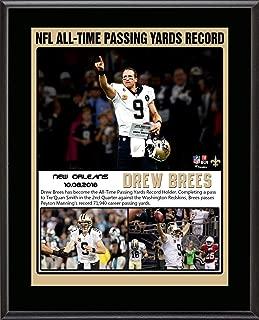 Drew Brees New Orleans Saints 10.5