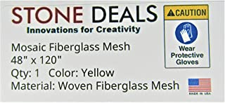 Stone Deals Mosaic Mesh for Back Mounted Tile 48