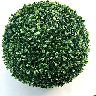 Aoile Indoor/Outdoor Artificial Plant Ball Home Party Wedding Decoration 40cm Grass Ball