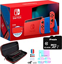 "$479 » Sponsored Ad - Newest Nintendo Switch Mario Red & Blue Edition with Red Joy-Con - 6.2"" Touchscreen LCD Display, 802.11AC W..."