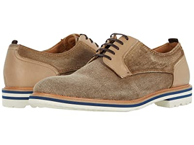 Steve Madden Carlyn Oxford (Khaki Fabric) Men