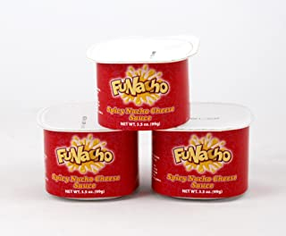 FUNacho Spicy Nacho Cheese Cups (48 count/3.5 ounce cups)