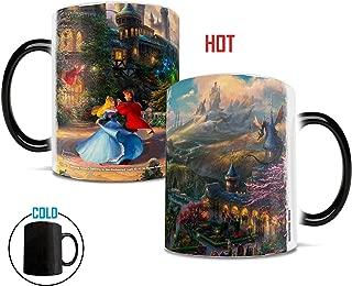 Disney – Sleeping Beauty – Dancing in the Enchanted Light – Thomas Kinkade – Morphing Mugs Heat Sensitive Mug – Ceramic Color Changing Heat Reveal Coffee Tea Mug – by Trend Setters Ltd.