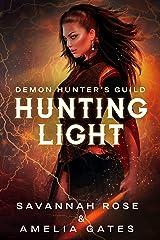 Hunting Light: Romance paranormale (Amoureux du diable t. 2) Format Kindle