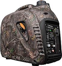 Westinghouse iGen2200 Portable Inverter Generator TrueTimber Kanati Camouflage 1800 Rated..