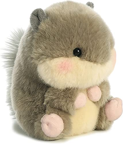 Más asequible Nanigans Squirrel Rolly Rolly Rolly Pet 5 inch - Stuffed Animal by Aurora Plush (16814) by AURORA  alto descuento