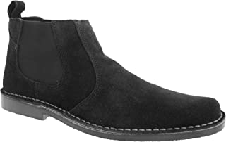 Mens Real Suede Classic Desert Boots