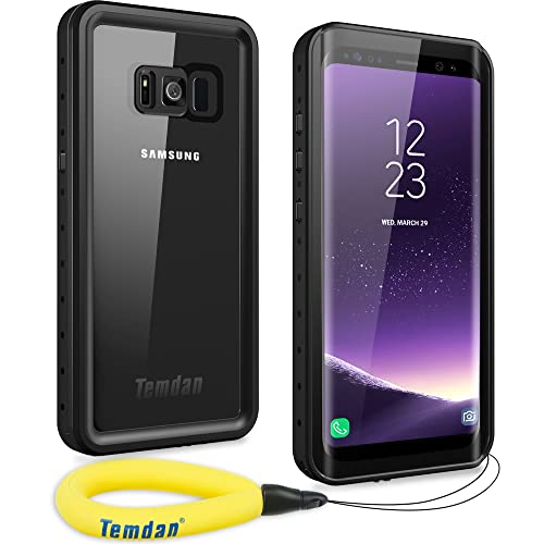 the latest ccaf5 369c6 Waterproof Case for Samsung Galaxy S8: Amazon.com