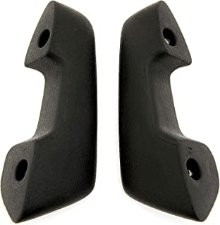 eClassics 60-64 for Ford Falcon, 57-66 Pickup, 66-67 Bronco Arm Rest Pad, BLACK, Pair