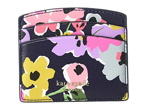 Kate Spade New York Sylvia Wildflower Bouquet Card Holder