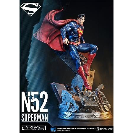 プレミアムマスターライン/ ジャスティス・リーグ 誕生 THE NEW52!: スーパーマン 1/4 スタチュー PMN52-01