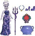 Figura Disney Villains Boneca de 28 cm com Roupas Removíveis - Úrsula - F4564 - Hasbro