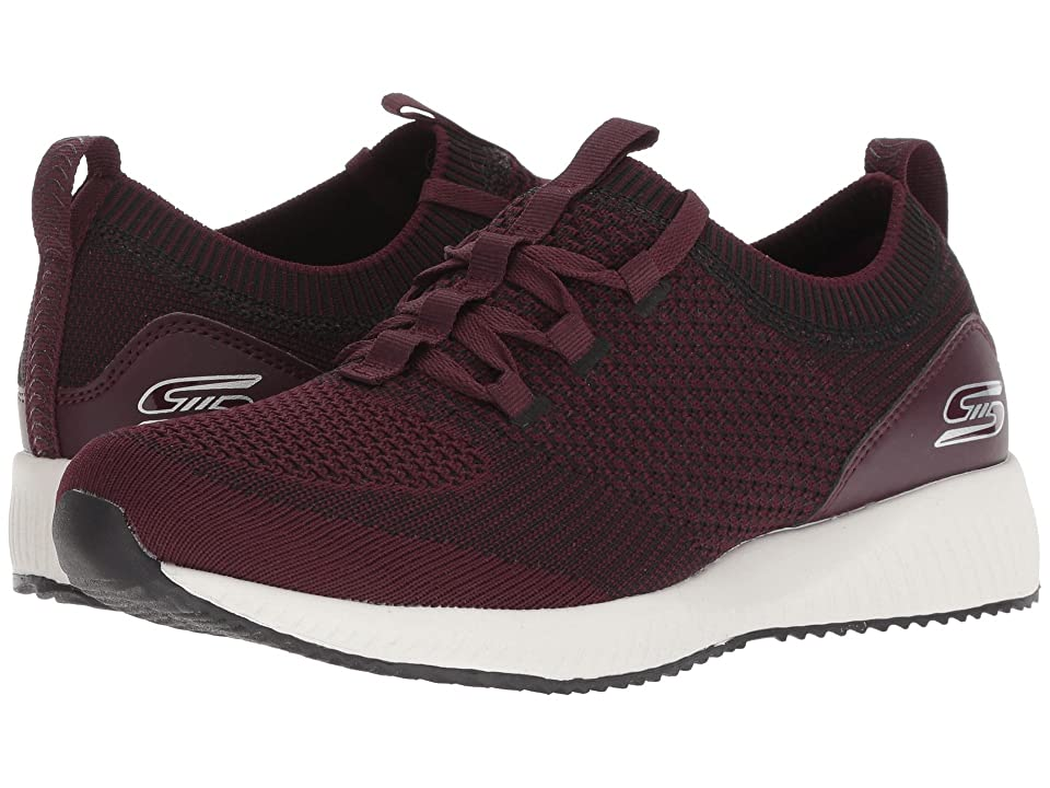 BOBS from SKECHERS Bobs Squad Alpha G (Burgundy) Women