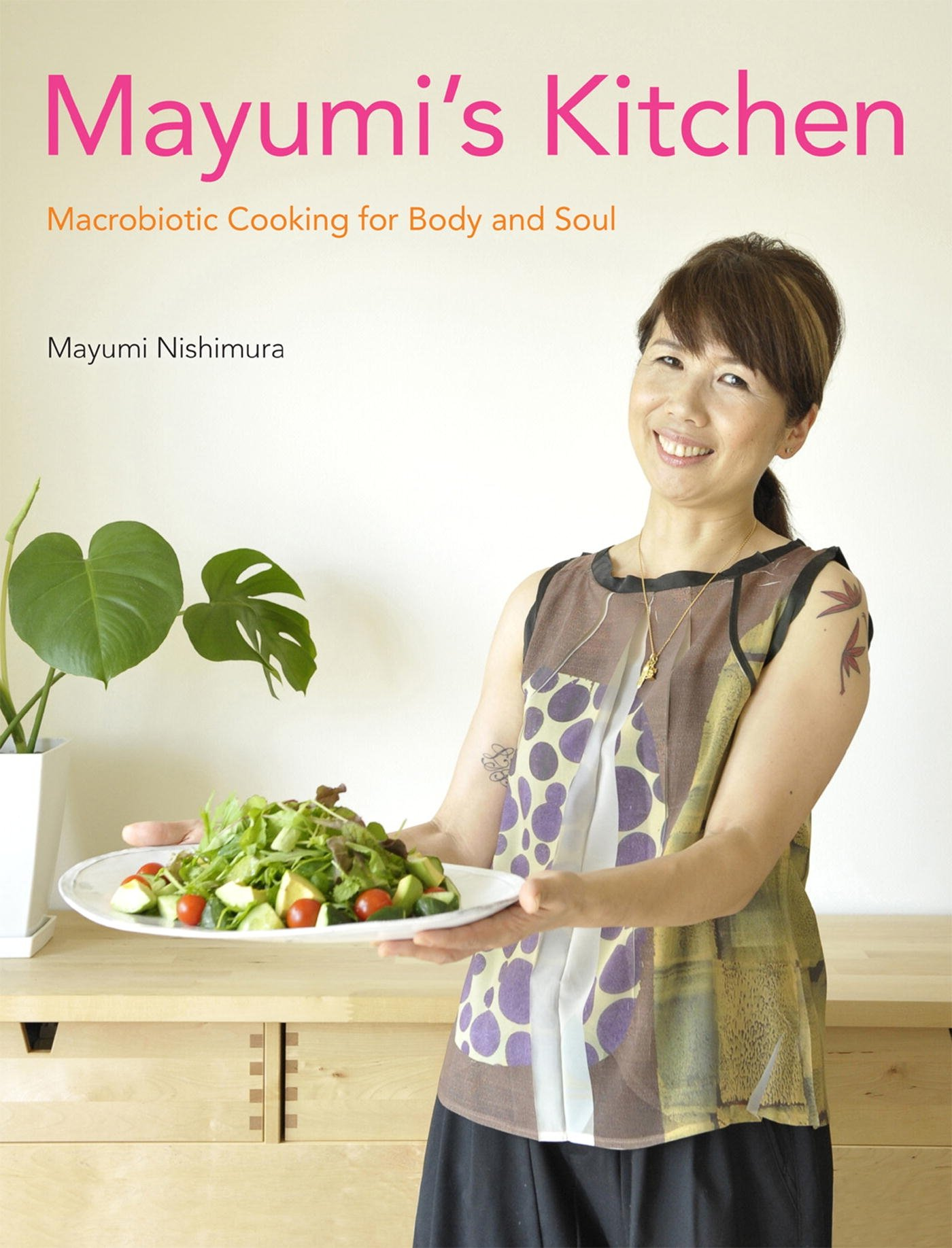 Image OfMayumi's Kitchen: Macrobiotic Cooking For Body And Soul
