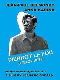Pierrot Le Fou (English Subtitled)