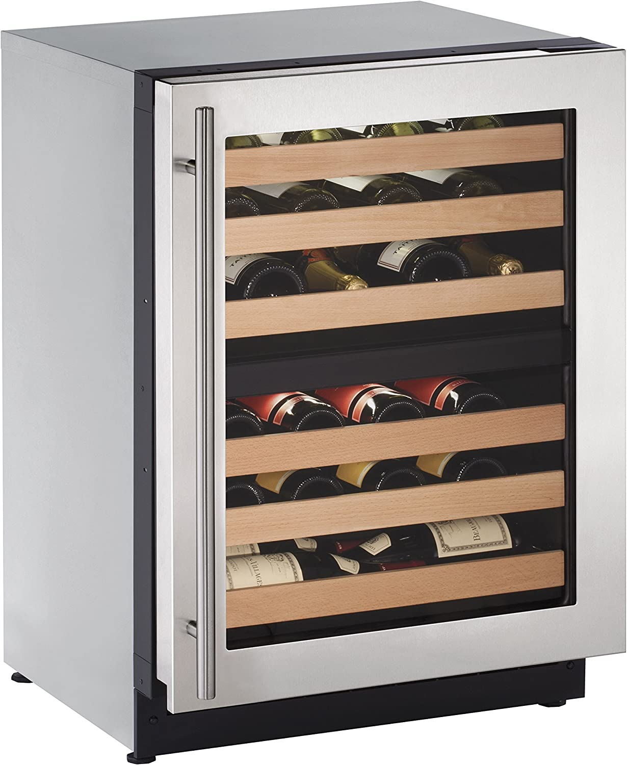 U-Line U2224ZWCS00A Gifts free shipping Built-in Wine 24