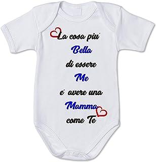 bubbleshirt Body da Neonato Il Mio pap/à /è Un carabiniere in Pratica Un pap/à Normale ma Molto pi/ù Bello Idea Regalo Body Simpatici e Divertenti