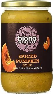Biona Organic Spiced Pumpkin Soup, 680g