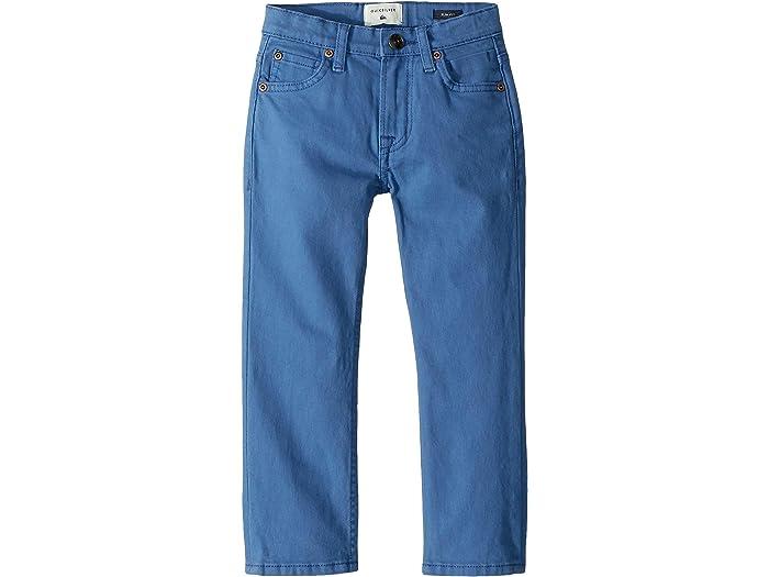 Quiksilver Boys Distorsion Colors Youth Demin Jean Pants