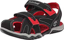 Timberland Unisex Kids' Adventure Seeker Closed Toe Sandals