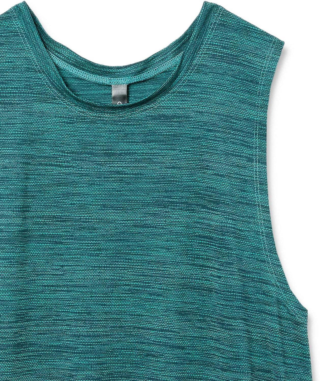 Core 10 Womens Standard Jacquard Mesh Muscle Sleeveless Tank