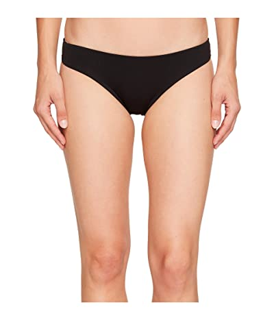 Seafolly Mini Hipster Bottom (Black) Women