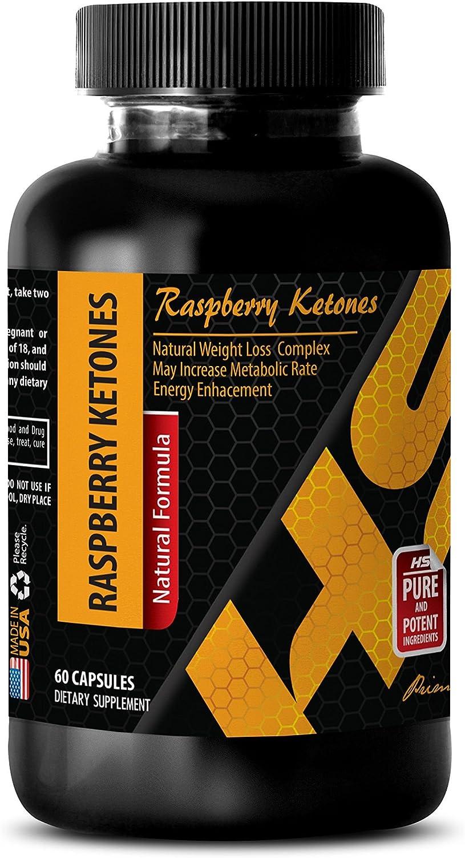 Metabolism Diet Shipping included Rare - Natural Raspberry Ketones 1200MG Lean Raspbe
