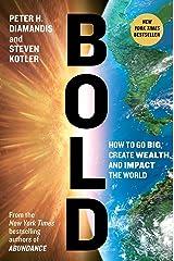 BOLD (Exponential Technology Series) ハードカバー