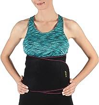 Soles Neoprene Waist Support, Breathable Waist Trimmer, Back Support and Belly Fat Burner, Designed for Men & Women